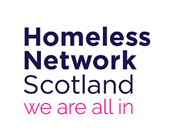 homeless network scotland logo